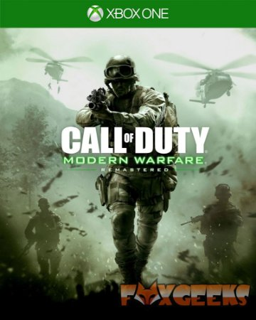 Call of Duty: Modern Warfare Remastered [Xbox One]