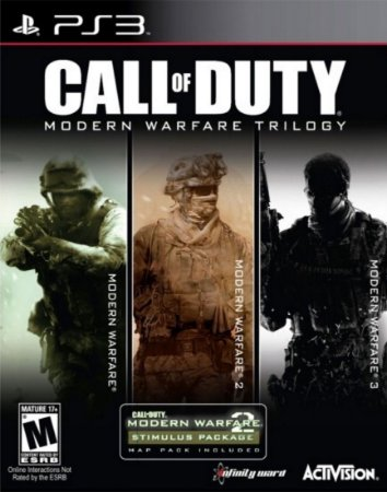 Call of Duty: Modern Warfare Bundle [PS3]