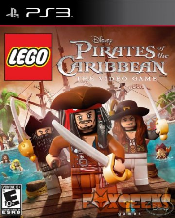 LEGO Pirates of the Caribbean: The Video Game [PS3]