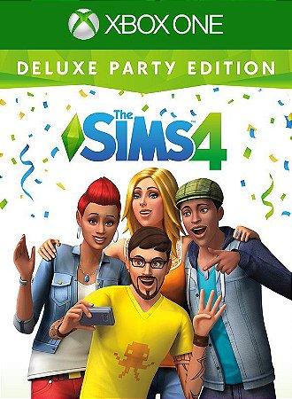 The Sims 4 Edição Festa Deluxe [Xbox One]