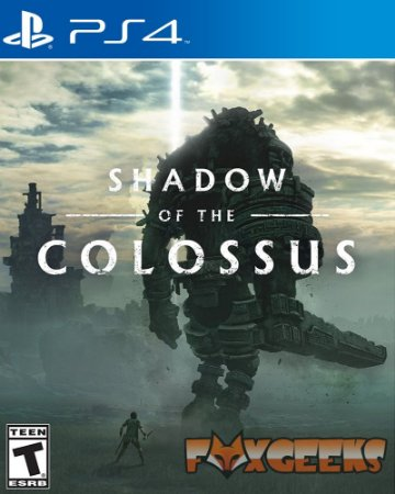 Shadow of The Colossus [PS4]