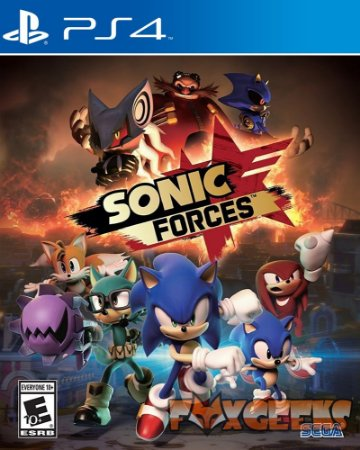 Sonic Forces Digital Standard Edition [PS4]