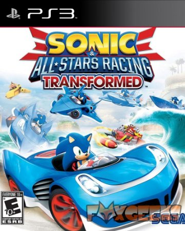Sonic & All-Stars Racing Transformed [PS3]