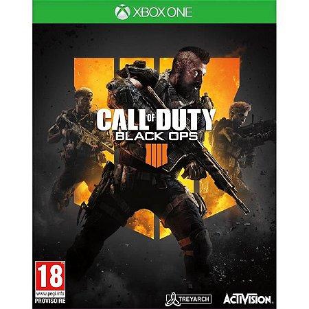 Call of Duty: Black Ops 4 Edição Ascensão do Spectre [Xbox One]