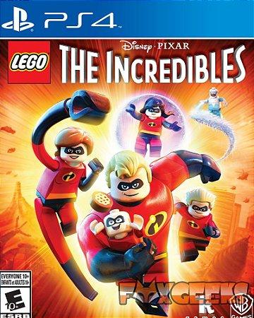 LEGO Os Incríveis [PS4]