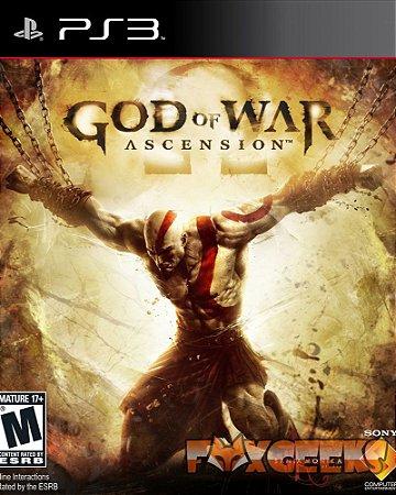 God of War Ascension Ultimate Edition [PS3]