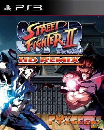 Super Street Fighter 2 Turbo HD Remix [PS3]