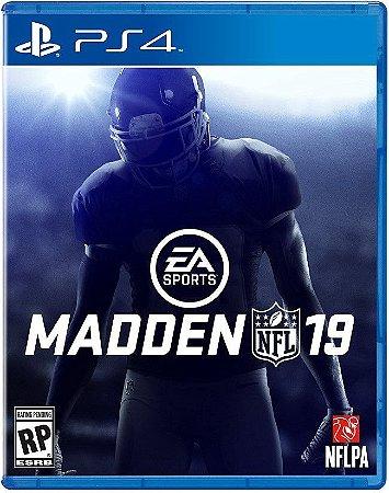 Madden NFL 19 [PS4]