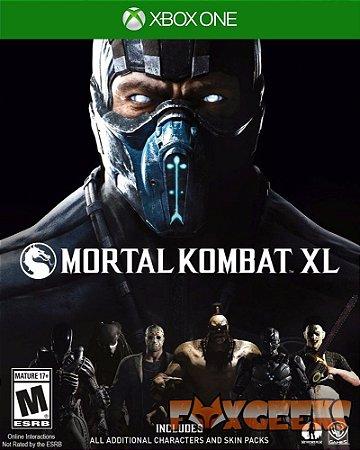 Mortal Kombat XL [Xbox One]