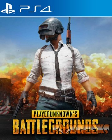PLAYERUNKNOWN'S BATTLEGROUNDS [PS4]