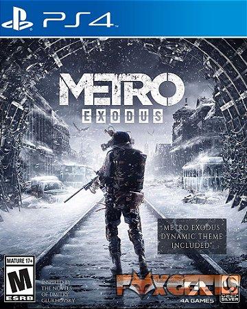 Metro Exodus [PS4]