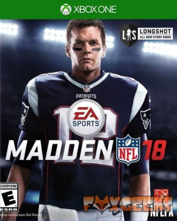 Madden NFL 18 [Xbox One]
