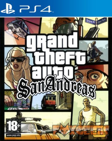 GTA San Andreas [PS4]