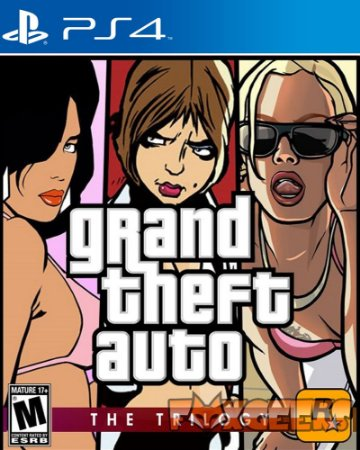 GTA The Trilogy [PS4]