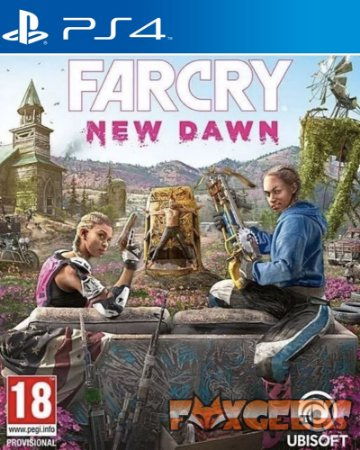 Far Cry New Dawn [PS4]