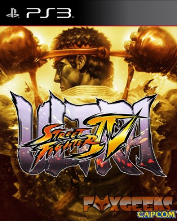 Ultra Street Fighter IV [PS3]