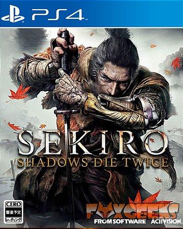 Sekiro: Shadows Die Twice - Edição Jogo do Ano [PS4]