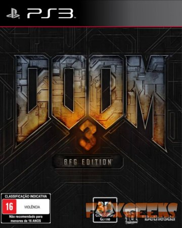 DOOM 3 BFG Edition [PS3]