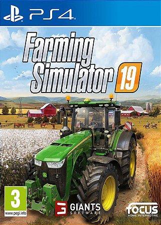 Farming Simulator 19 [PS4]