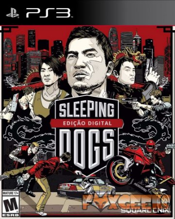Sleeping Dogs Edição Digital [PS3]