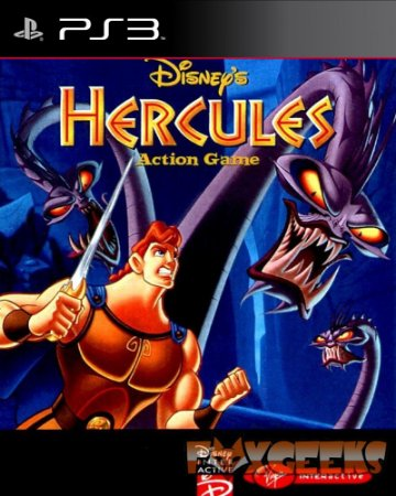 Disney`s Hercules [PS3]