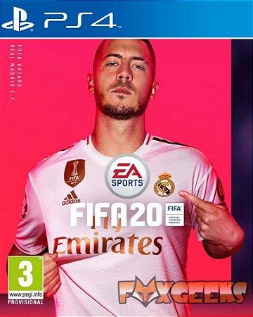 FIFA 20 Edição Standard [PS4]