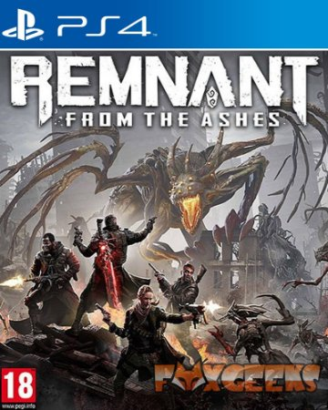 Remnant: From the Ashes [PS4]