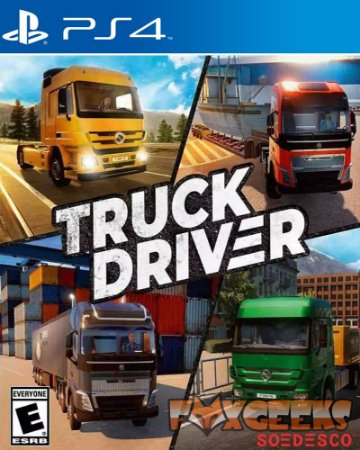 Truck Driver [PS4]