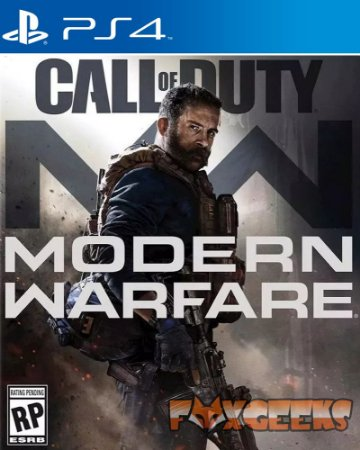 Call of Duty: Modern Warfare [PS4]