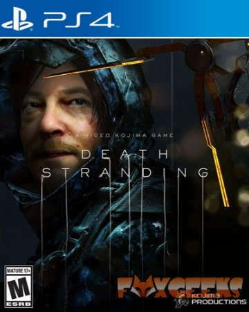 Death Stranding [PS4]