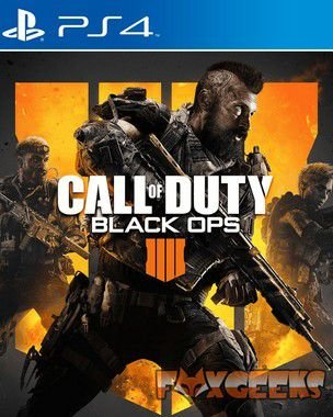 Call of Duty: Black Ops 4 [PS4]