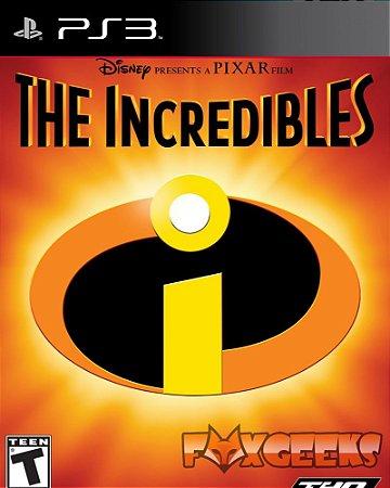 Os Incríveis (Clássico PS2) [PS3]