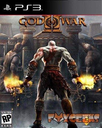God of War 2 HD [PS3]