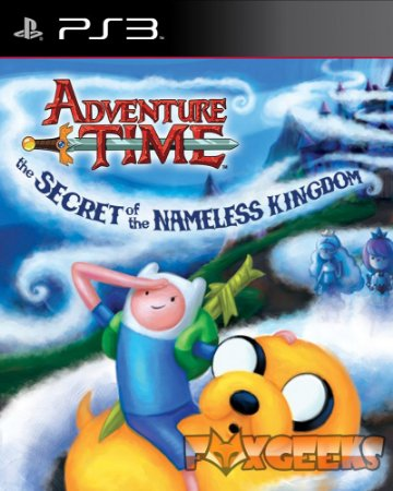 Adventure Time O Segredo do Reino Sem Nome [PS3]