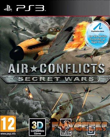 AIR CONFLICTS SECRET WARS [PS3]