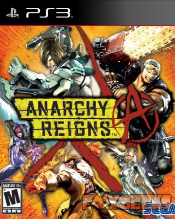 ANARCHY REIGNS [PS3]