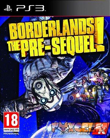BORDERLANDS THE PRE-SEQUEL [PS3]