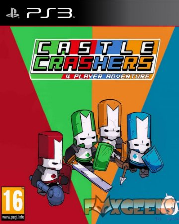 CASTLE CRASHERS [PS3]