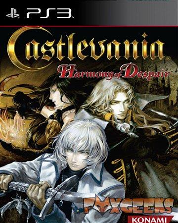 CASTLEVANIA HARMONY OF DESPAIR [PS3]