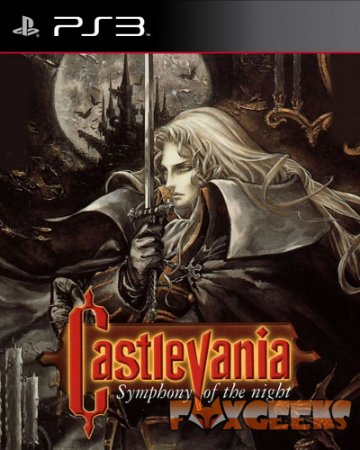 CASTLEVANIA SIMPHONY OF THE NIGHT [PS3]