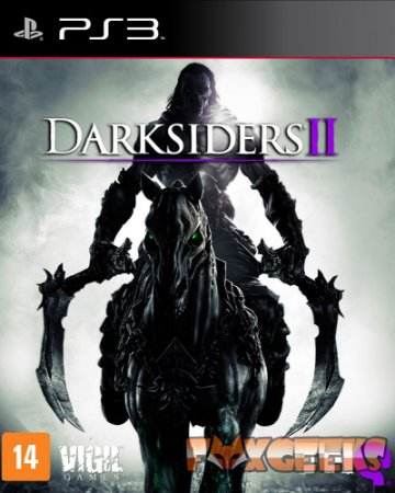 DARKSIDERS 2 [PS3]