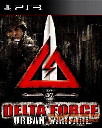 DELTA FORCE URBAN WARFARE [PS3]