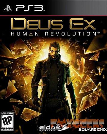DEUS EX HUMAN REVOLUTION [PS3]