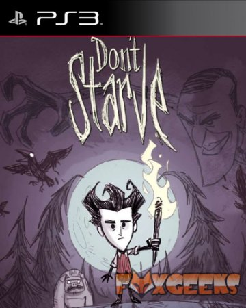 DONT STARVE GIANT EDITION [PS3]