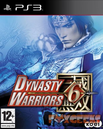 DYNASTY WARRIORS 6 [PS3]