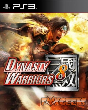 DYNASTY WARRIORS 8 [PS3]
