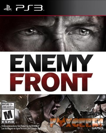 ENEMY FRONT [PS3]
