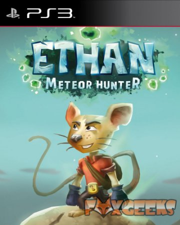 ETHAN METEOR HUNTER [PS3]