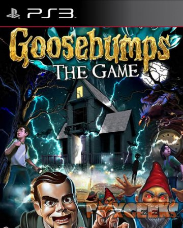 GOOSEBUMPS THE GAME [PS3]