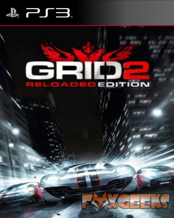 GRID 2 RELOADED [PS3]